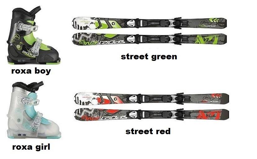 0e0218d7b Akce: dětské lyže pro naše FB fanoušky | Aloha Spirit